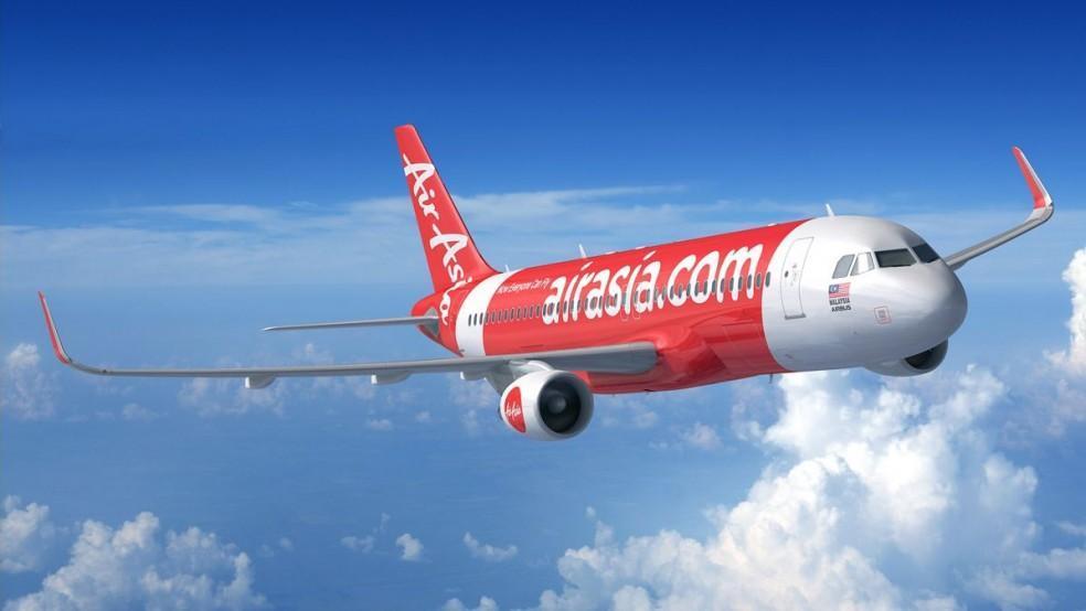ایر آسیا پروازهای بین هواهین و کوالالامپور را متوقف کرد