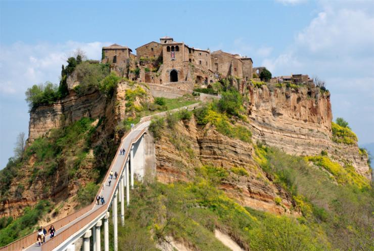 شهر باستانی در ایتالیا
