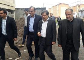 1000 واحد مسکن مهر هفته دولت در گیلان بهره برداری شد