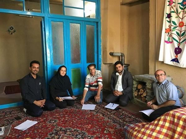 اولین جلسه هیئت موسس انجمن حرفه ای بوم گردی خراسان رضوی برگزار گردید