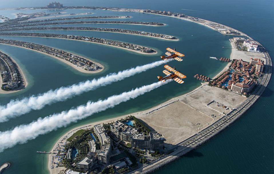 پالم جمیرا در دبی، امارات متحده عربی