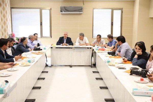 فاز اول بیمارستان بین المللی ارومیه مهرماه سال جاری افتتاح می گردد