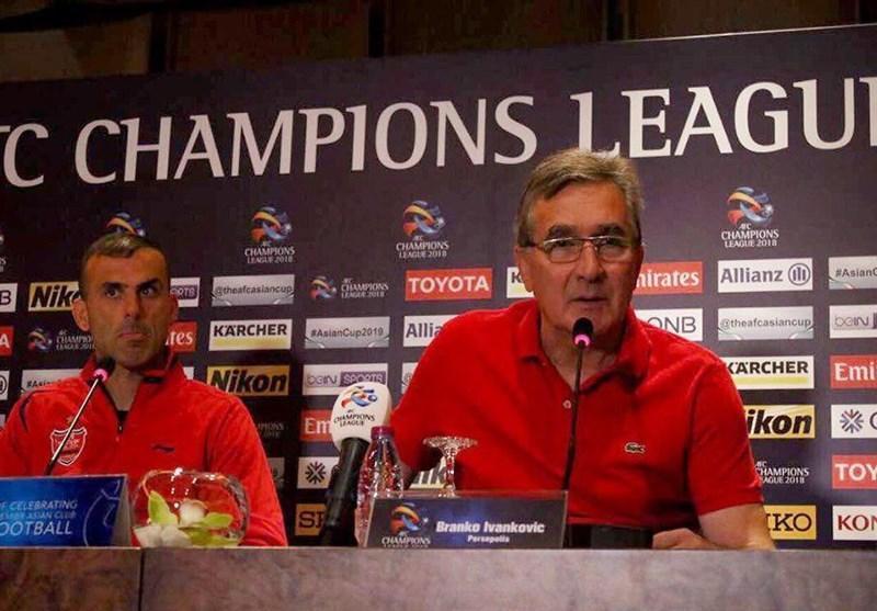 برانکو: می دانیم بازی سختی مقابل بهترین تیم آسیا پیش رو داریم، این الدحیل با تیمی که شکستش دادیم کاملاً متفاوت است