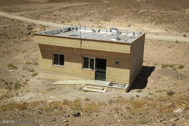 خانه بهداشت روستایی دیزج بخش مرکزی شاهرود به بهره برداری رسید