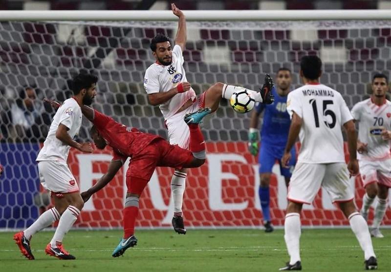 کاظمیان: زمانش رسیده پرسپولیس قهرمان آسیا گردد، الدحیل تیمی به مراتب بهتر از السد است