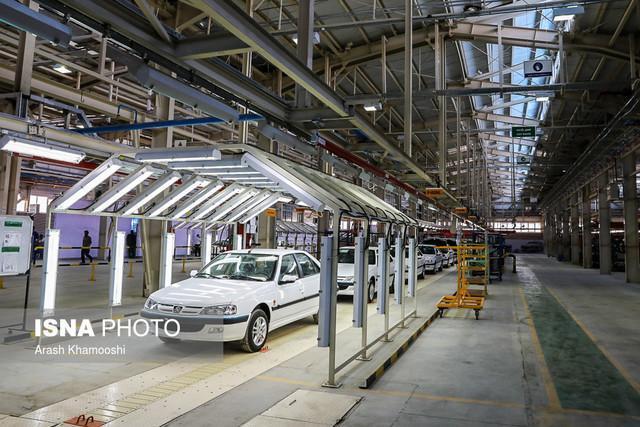 فروش نقدی 45 روزه و با قیمت قطعی 40 هزار خودرو توسط خودروسازان