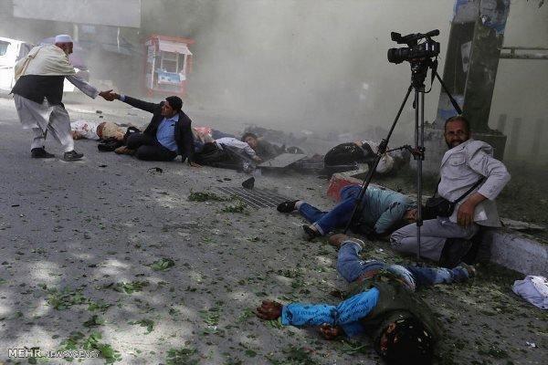 انفجار انتحاری در غرب کابل