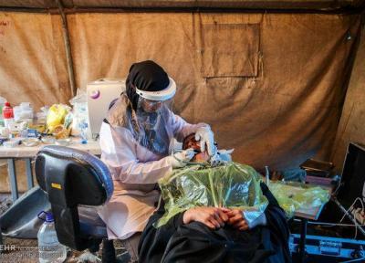برگزاری 645 اردوی جهادی از سوی جهادگران دانشگاه های علوم پزشکی
