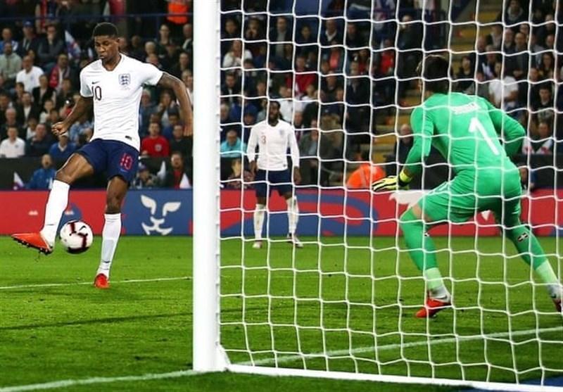 فوتبال دنیا، برتری انگلیس مقابل سوئیس در بازی دوستانه