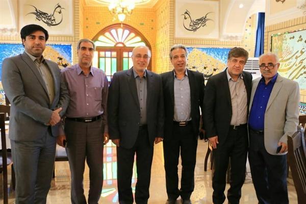 بازدید مدیرکل میراث فرهنگی استان تهران از شهریار