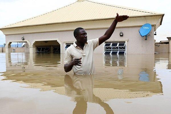 تلفات جان باختگان سیل در نیجریه به 242 نفر رسید