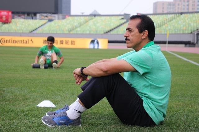 چمنیان:به نتایج روز پایانی امیدواریم، باید منتظر ظهور قدرت های جدید در فوتبال آسیا باشیم