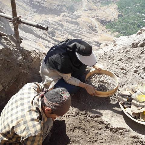 تمدید چهاردهمین فصل کاوش های باستان شناسی دژ الموت