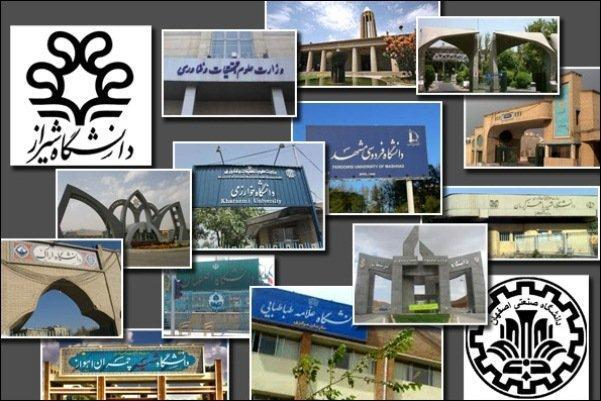 رتبه 16 علمی ایران در ارزیابی WOS، عملکرد خوب دانشگاه های کشور در عرصه علمی
