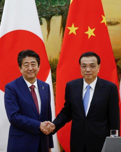 آبه: به دنبال همکاری با چین درباره کره شمالی هستم