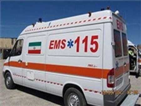 راه اندازی پایگاه اورژانس پیش بیمارستانی جنوب کرمان در رمشک