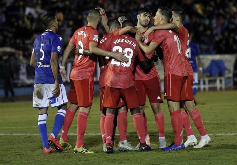 فوتبال دنیا، پیروزی آسان رئال مادرید در نخستین تجربه مربیگری سانتیاگو سولاری