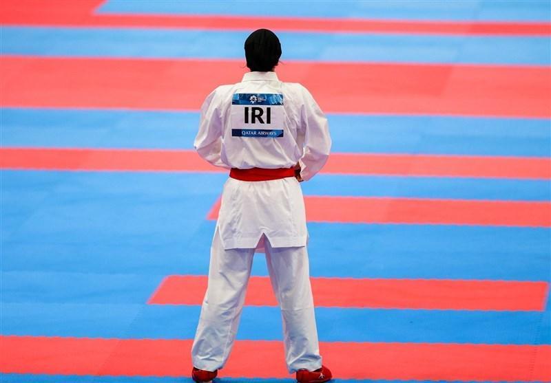 کاراته قهرمانی دنیا، راهیابی تیم کومیته تیمی بانوان به جدول شانس مجدد