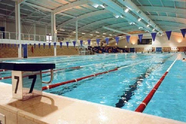 مسابقات شنای نونهالان در چهارمحال و بختیاری برگزار گردید