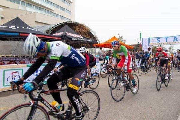 دومین دوره مسابقات دوچرخه سواری قهرمانی کشور در انزلی برگزار گردید