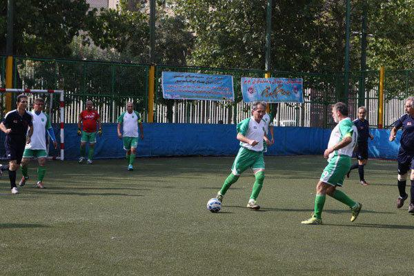 دیدارهای تماشایی در رقابتهای فوتبال جام باشگاهی پیشکسوتان