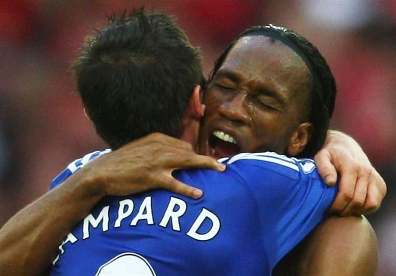 فوتبال دنیا، دروگبا: لمپارد بیشترین تأثیر را در دوران حرفه ای ام داشت