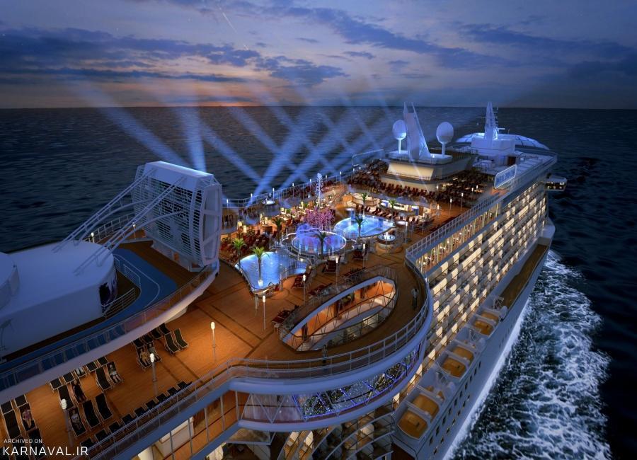 امنیت و بهداشت در کشتی کروز