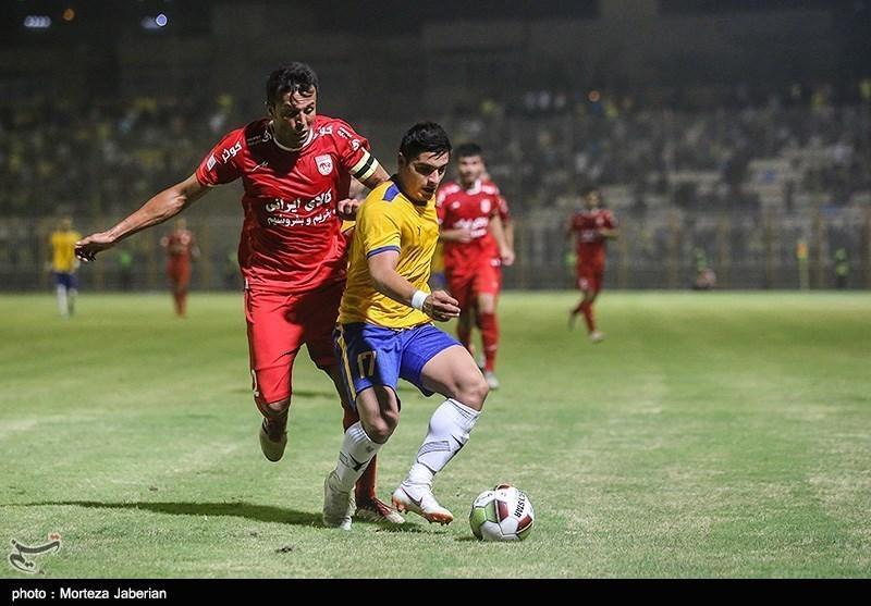 پیمان میری: اعتمادبه نفس بازیکنان نفت مسجدسلیمان بازگشت تا نتایج خوبی بگیریم، به سقوط فکر نمی کنیم