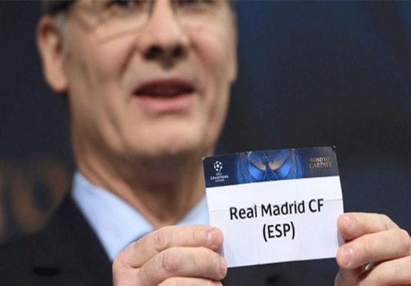 شائبه جدید درباره قرعه کشی لیگ قهرمانان اروپا؛ مصاف رئال مادرید و آژاکس از پیش معین شده بود!