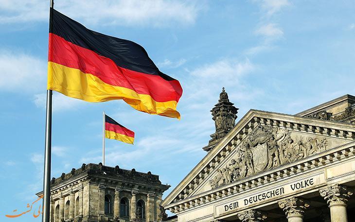 همه چیز درباره آلمان