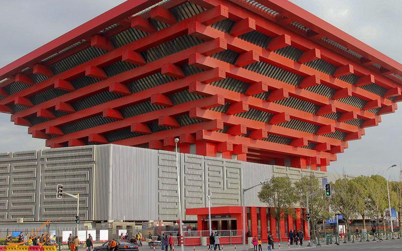 آشنایی با موزه شانگهای چین