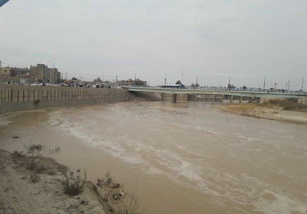 ورود موج دوم سیلاب به منطقه سیستان
