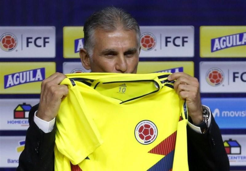 تور اروپایی کی روش برای تماشای بازی بازیکنان کلمبیایی