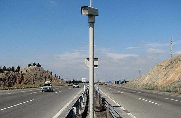 نصب 50 دوربین ثبت تخلف در محورهای پر حادثه خوزستان