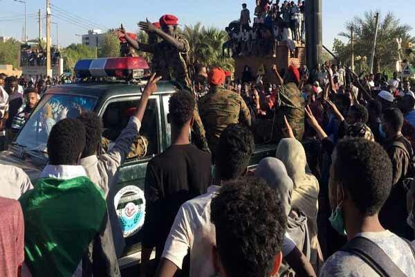 چندین کشته در یورش نیروهای امنیتی سودان به تظاهرات کنندگان