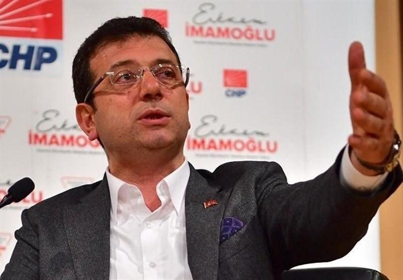 کاندیدای حزب جمهوری خلق رسماً شهردار استانبول شد
