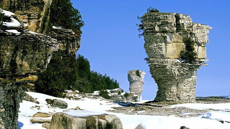 طبیعتی خیره کننده در پارک های ملی کانادا