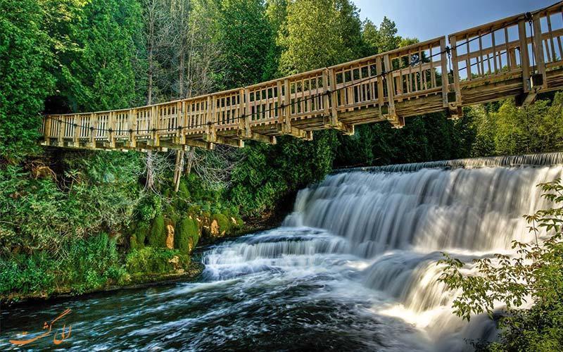 معرفی بهترین مسیرهای طبیعت گردی در تورنتو کانادا
