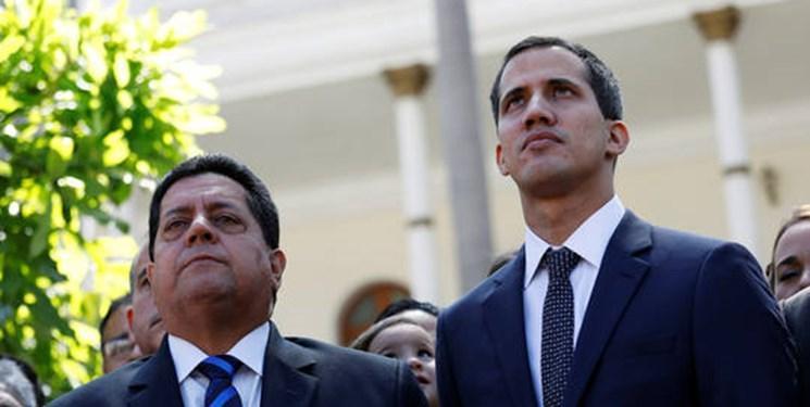 ادعای گوایدو درباره بازداشت معاونش توسط نیروهای امنیتی
