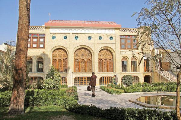 قلب تهران در دست تعمیر