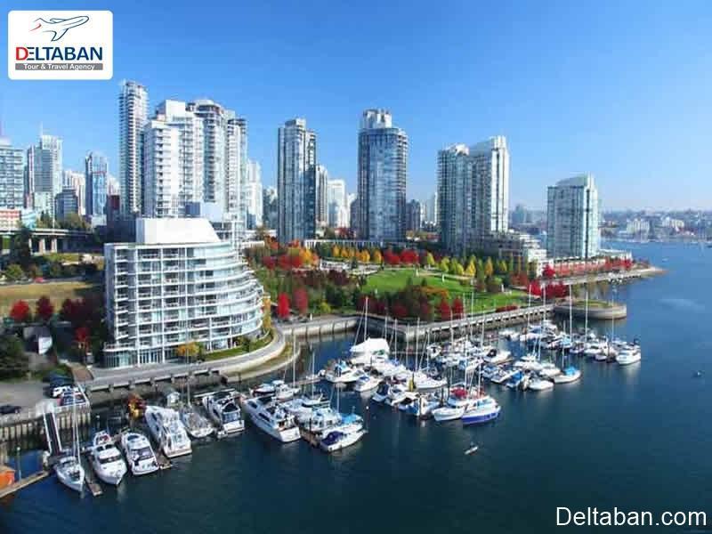 از گرانترین تا ارزانترین هتل های ونکوور کانادا