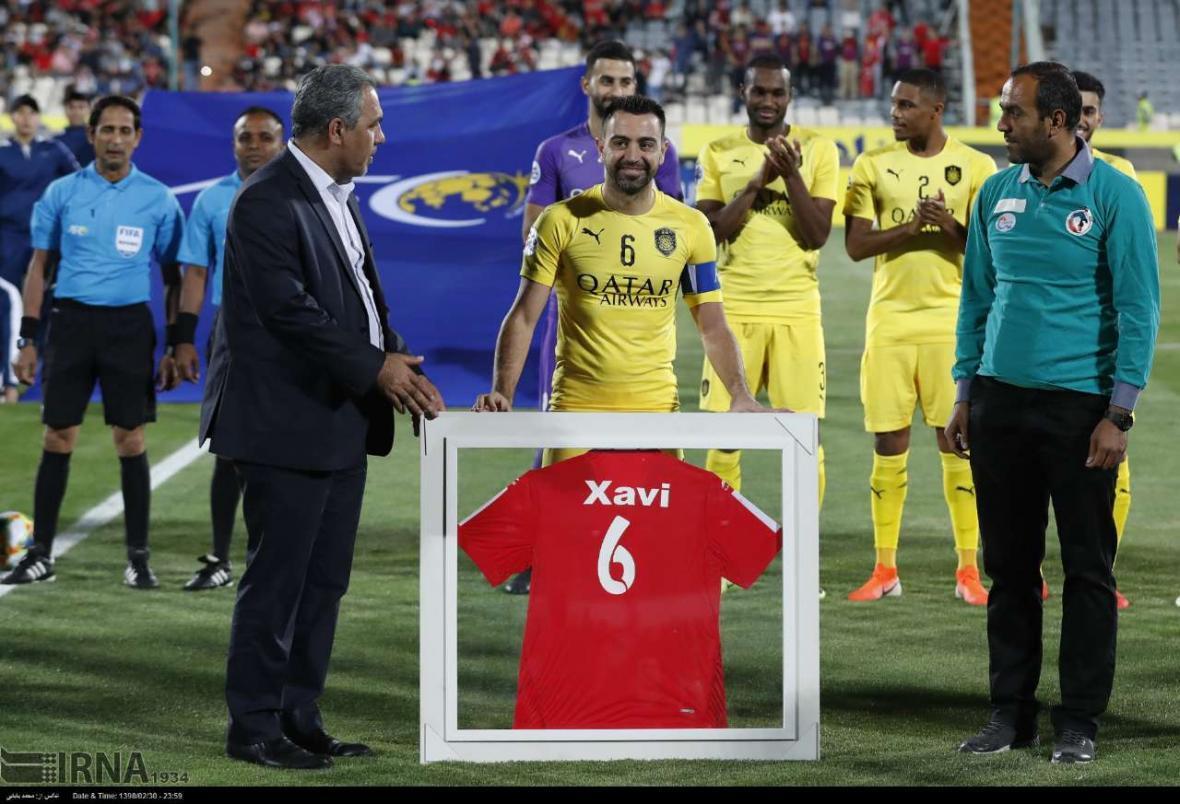 AFC: وداع بی سر و صدای ژاوی و دل هایی که تنگ می گردد