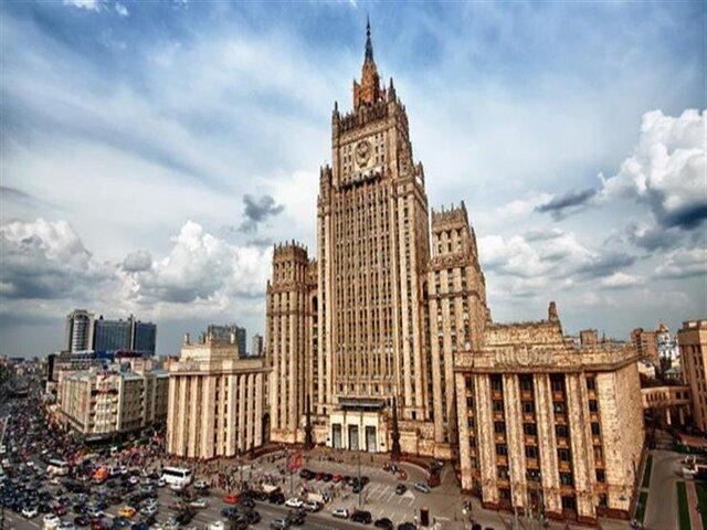 روسیه حمله به دو نفتکش در دریای عمان را محکوم کرد