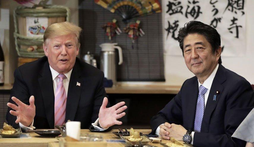 رسانه ژاپنی اهداف سفر آبه به تهران را آنالیز کرد