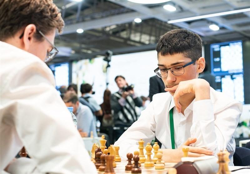 صعود خادم الشریعه و فیروزجا در رنکینگ جهانی شطرنج