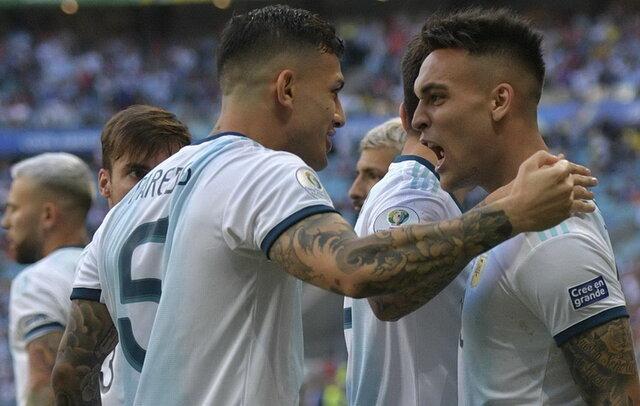 آرژانتین حریف برزیل در نیمه نهایی کوپا آمه ریکا شد