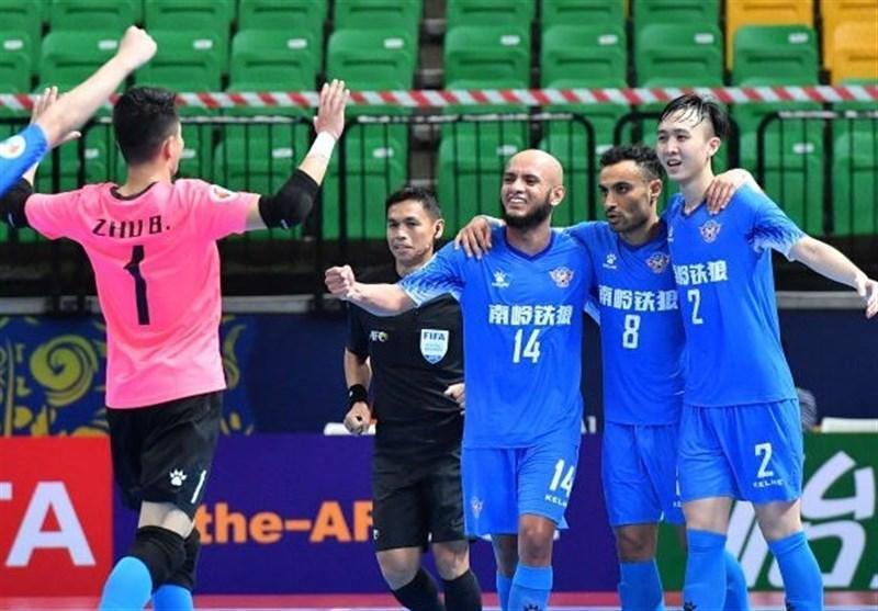 فوتسال قهرمانی باشگاه های آسیا، شروع مسابقات با درخشش لژیونرهای ایرانی؛ نمایندگان چین و عراق صدرنشین شدند