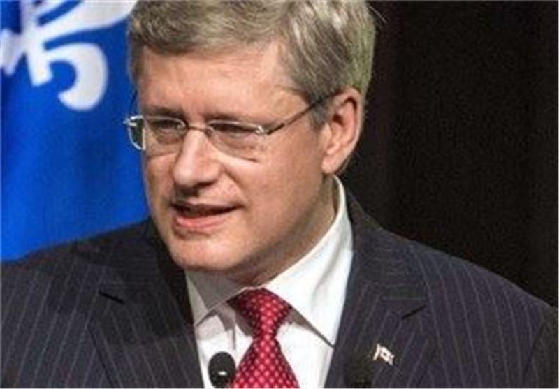 هارپر:کانادا 69 سرباز به عراق اعزام نموده است