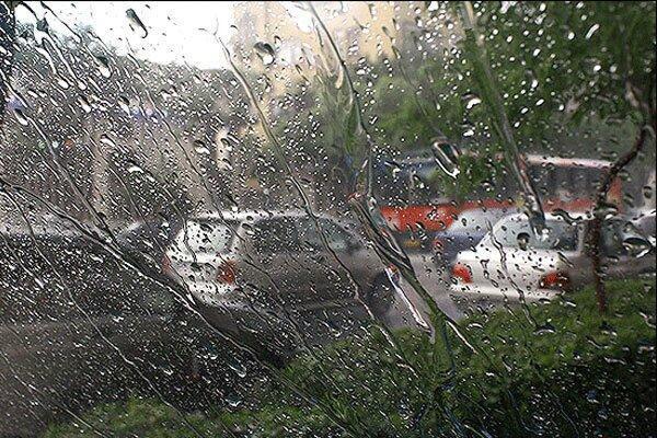 رگبار باران در شمال و جنوب کشور