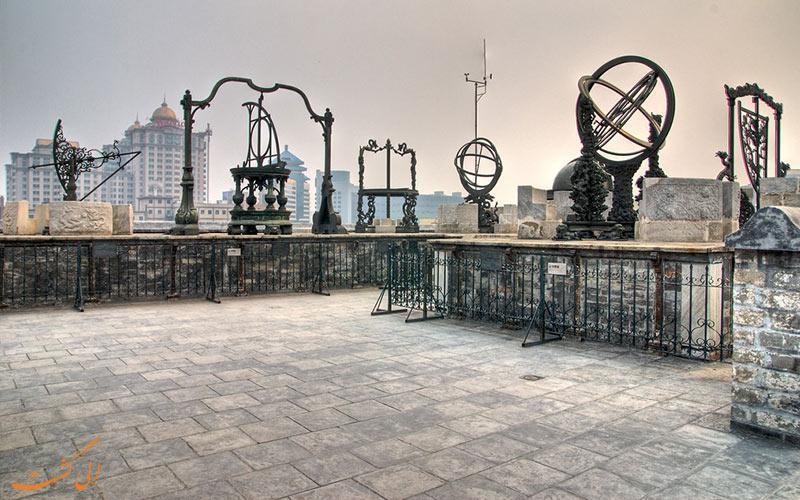 رصدخانه باستانی پکن، گنجینه مخفی چین